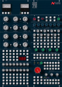 Master section Neve